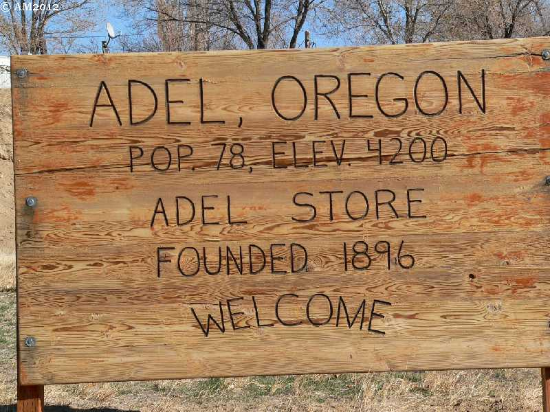 Adel Oregon At 4200 Ft Above Sea Level The Air Is Either