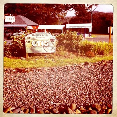 Otis Oregon Is A Wide Spot On The Salmon River Highway