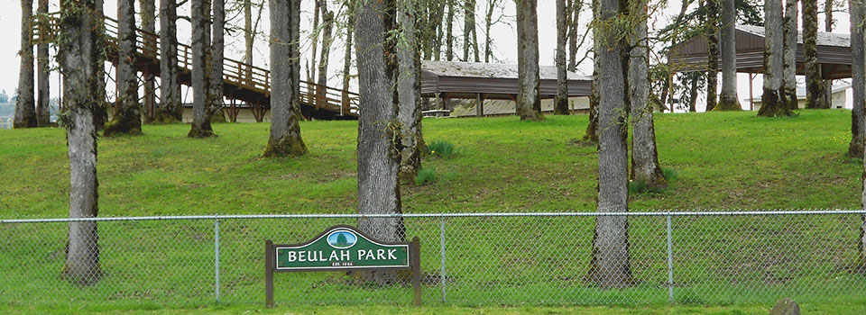 Yamhill's Beulah Park.